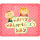 Vintage Design Valentines Day Card - GraphicRiver Item for Sale