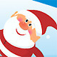 Christmas Santa Greeting Card - ActiveDen Item for Sale