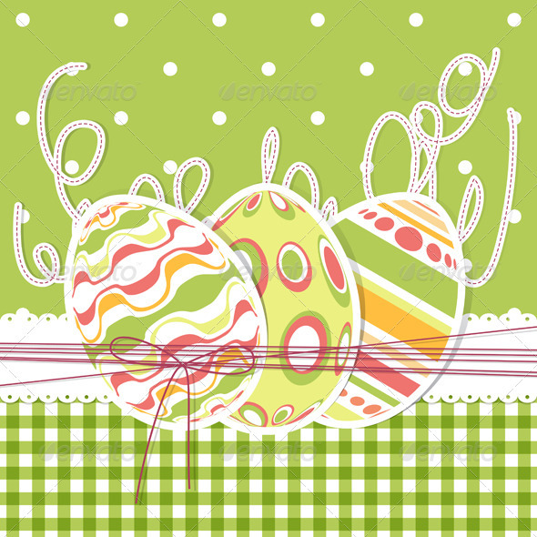 GraphicRiver Happy Easter 3534581
