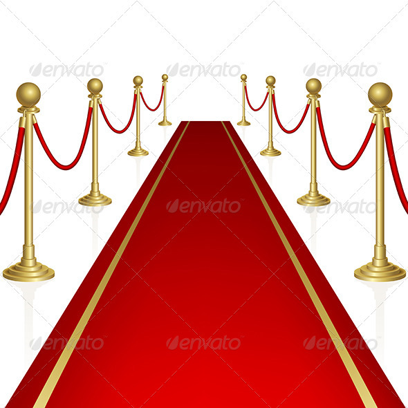 GraphicRiver Red Carpet 3537056