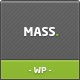 Mass - Ajax &amp;amp; Fullscreen Background Slider Theme - ThemeForest Item for Sale