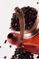 Coffee Beans with Coffee Grinder - PhotoDune Item for Sale