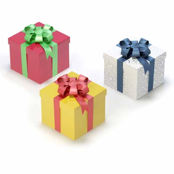 3DOcean Gifts 3545289