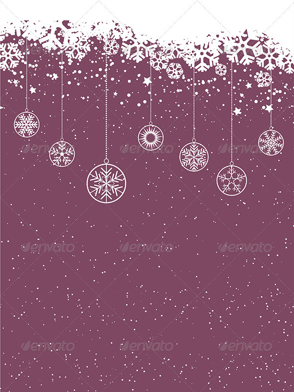 GraphicRiver Christmas Background 3546952
