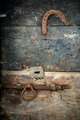 Wooden Door of a Barn  - PhotoDune Item for Sale