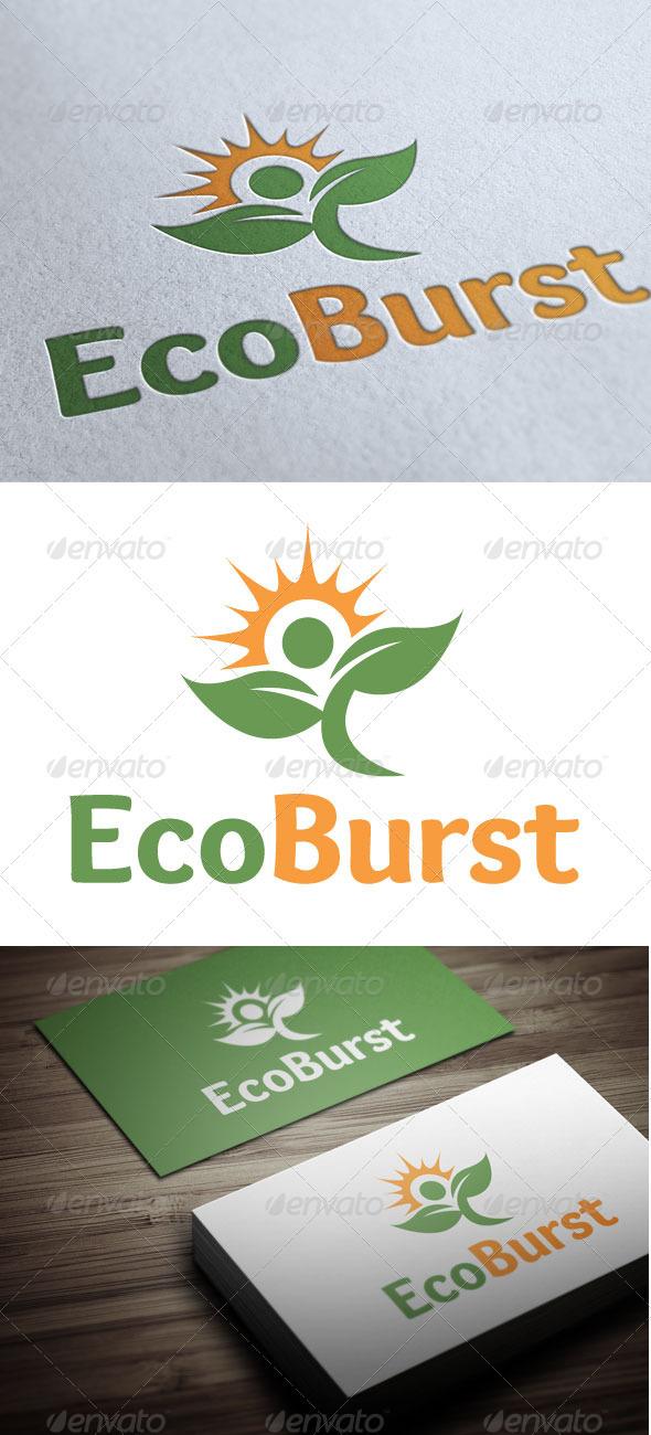 GraphicRiver EcoBurst 3544704