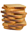 stack of toast rye bread - PhotoDune Item for Sale
