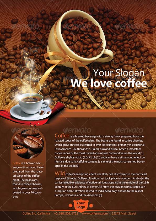 Cofffee Flyers