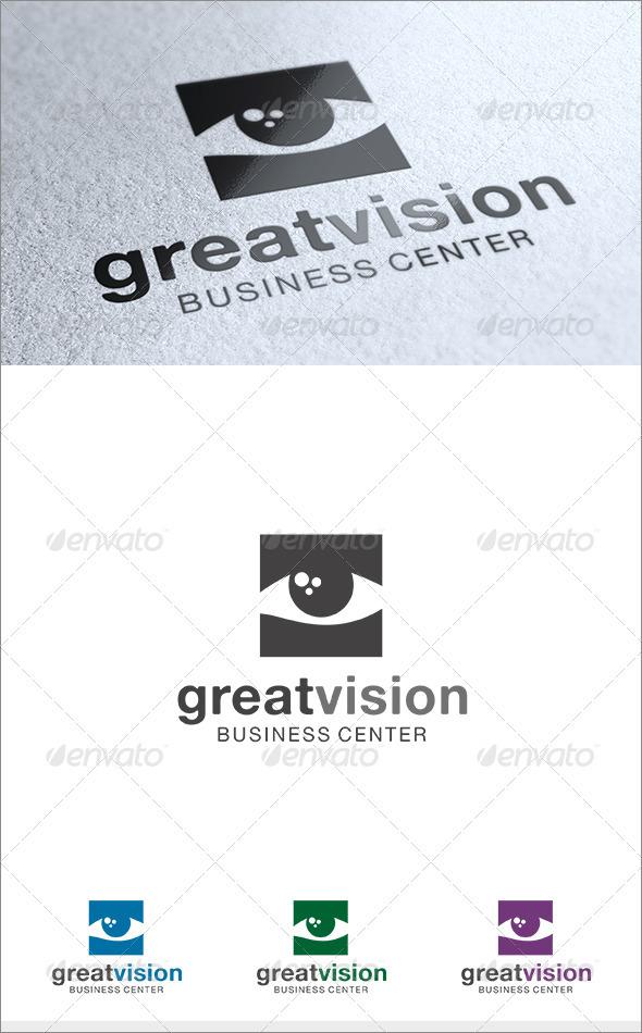 GraphicRiver Great Vision Logo 3554049