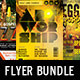 Promotional Arsenal Church Flyer Bundle 19 - GraphicRiver Item for Sale