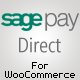 Passerelle Direct SagePay pour WooCommerce