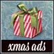Christmas Web Banner Ads - GraphicRiver Item for Sale