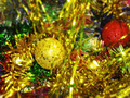 Foil garlands christmas decorations 14 - PhotoDune Item for Sale