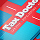Tax Doctor Business Card and Flyer Template - GraphicRiver Item for Sale