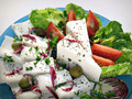 Goat cheese and vegetables 1 - PhotoDune Item for Sale