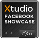 Xtudio - Facebook Single Page Showcase - ThemeForest Item for Sale