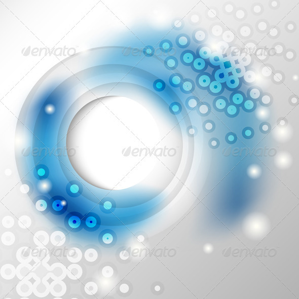 GraphicRiver Gray and Blue Background 3564741