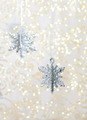 Silver snowflake christmas decoration - PhotoDune Item for Sale