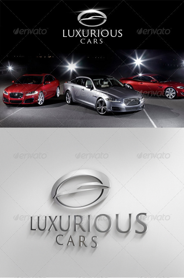 GraphicRiver Luxurious Cars 3567573