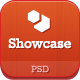 Showcase - Creative PSD Template - ThemeForest Item for Sale
