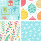 Holiday Patterns - GraphicRiver Item for Sale