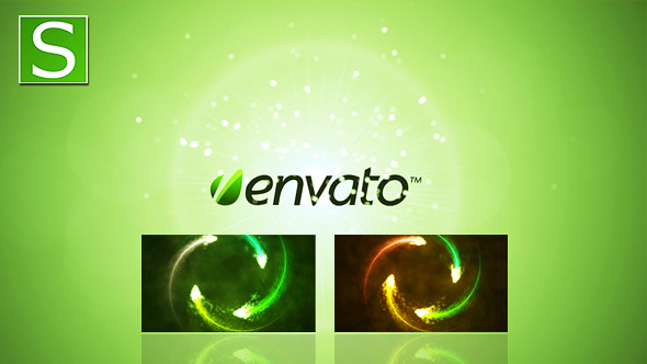 VideoHive Particle Energy Logo Reveal 3549565