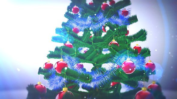 VideoHive Real Christmas Tree 3572849