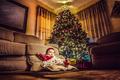 Christmas Present Baby Girl - PhotoDune Item for Sale