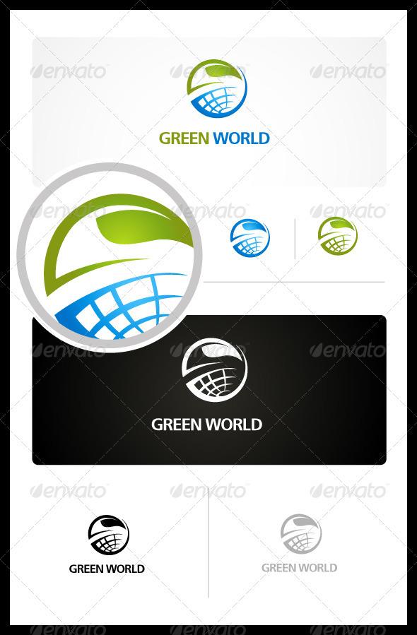 GraphicRiver Green World 3466171
