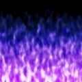 Magic Purple And Blue Flames - PhotoDune Item for Sale