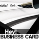 Business Card for &amp;quot;Creatives&amp;quot; - GraphicRiver Item for Sale