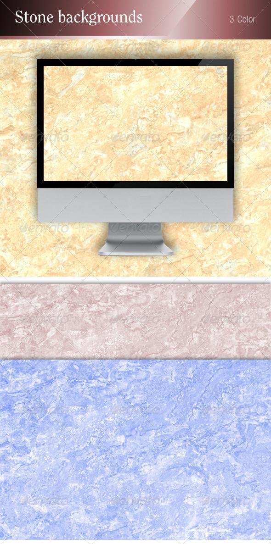GraphicRiver Natural Stone Background 3578433