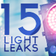 Light Leaks Street Version  - VideoHive Item for Sale