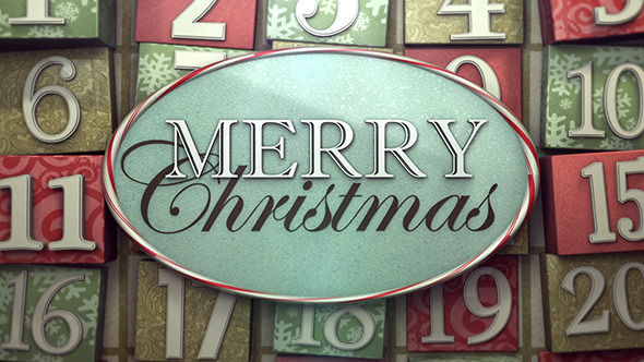 VideoHive Christmas Days 3583559