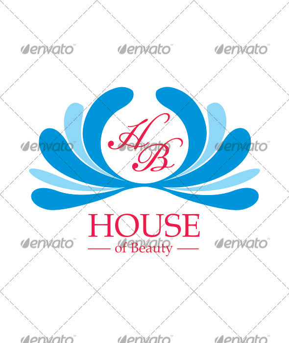 GraphicRiver House of Beauty Logo 3547538