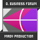 Open Business Forum PowerPoint Presentation - GraphicRiver Item for Sale