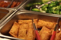 Egg Rolls in a Chinese Buffet - PhotoDune Item for Sale