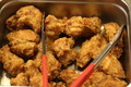 Crispy Deep Fried Breaded Chicken Wings - PhotoDune Item for Sale