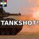 Realistic Tank Shot