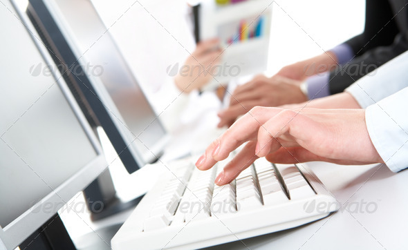 Office work - Stock Photo - Images