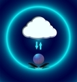 cloud computer - PhotoDune Item for Sale