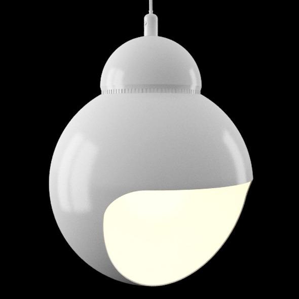 3DOcean Alvar Aalto PENDANT LAMP A338 3588904