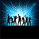 Party People Background - GraphicRiver Item for Sale