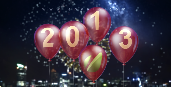 VideoHive Happy New Year 3590270
