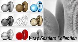 V-ray Shaders Collection