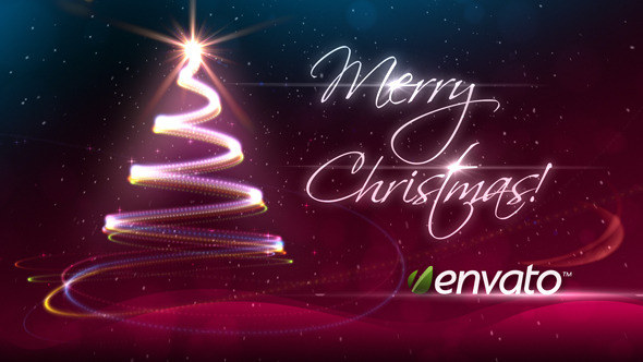 VideoHive New Christmas Greeting Card 3568812