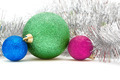 colored Christmas decorations - PhotoDune Item for Sale