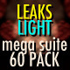 Leaks Light Footage Mega Suite - (60 Pack) - VideoHive Item for Sale