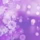 Christmas Background with Snowflakes - GraphicRiver Item for Sale