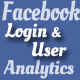 Facebook Login & User Analytics Script 1.0 - CodeCanyon Item for Sale